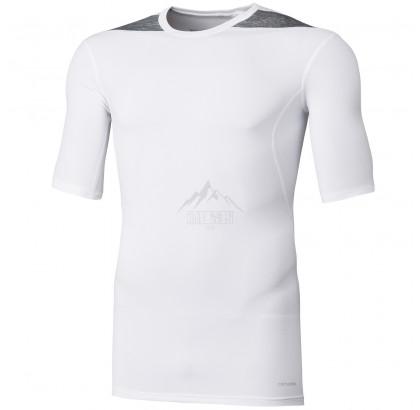 adidas Techfit C&S блуза с къси ръкави